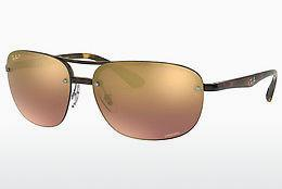 Ophthalmics Ray-Ban RB4275CH 710/6B - Brown, Havanna