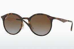 Ophthalmics Ray-Ban EMMA (RB4277 710/T5) - Brown, Havanna