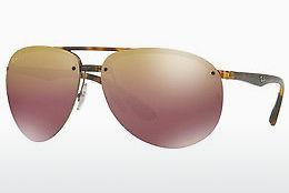 Ophthalmics Ray-Ban RB4293CH 710/6B - Brown, Havanna