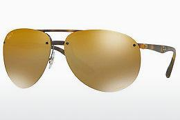 Ophthalmics Ray-Ban RB4293CH 894/A3 - Brown, Havanna