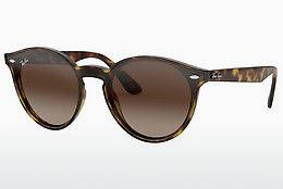 Ophthalmics Ray-Ban RB4380N 710/13 - Brown, Havanna