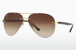 Ophthalmics Ray-Ban RB8058 157/13 - Gold