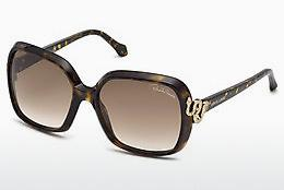 Ophthalmics Roberto Cavalli RC1016 52F - Brown, Dark, Havana