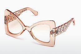 Ophthalmics Roberto Cavalli RC1055 72T - Gold, Rosa