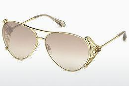 Ophthalmics Roberto Cavalli RC1057 32G - Gold