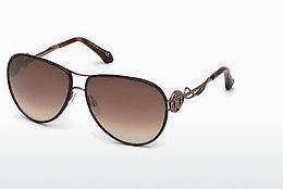 Ophthalmics Roberto Cavalli RC1067 34G - Bronze, Bright, Shiny