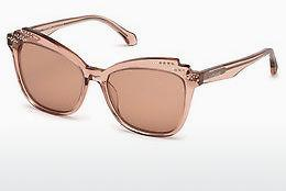 Ophthalmics Roberto Cavalli RC1085 72S - Gold, Rosa