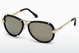 Ophthalmics Roberto Cavalli RC885S 28C - Gold