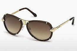 Ophthalmics Roberto Cavalli RC885S 28G - Gold