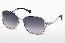 Ophthalmics Roberto Cavalli RC887S 16B - Silver, Shiny, Grey