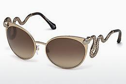 Ophthalmics Roberto Cavalli RC890S 34F - Bronze, Bright, Shiny