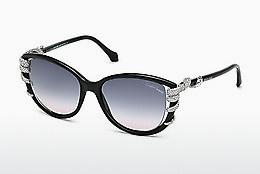 Ophthalmics Roberto Cavalli RC972S 01B - Black, Shiny
