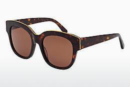 Ophthalmics Stella McCartney SC0007S 003 - Brown, Havanna