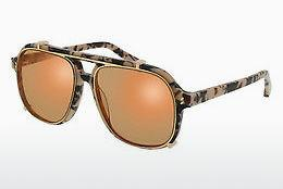 Ophthalmics Stella McCartney SC0076S 001 - Brown, Havanna