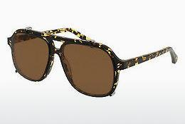 Ophthalmics Stella McCartney SC0076S 002 - Brown, Havanna
