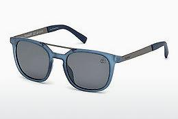 Ophthalmics Timberland TB9133 91D - Blue, Matt