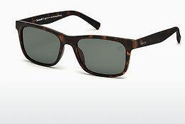 Ophthalmics Timberland TB9141 52R - Brown, Dark, Havana