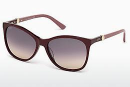 Ophthalmics Tod's TO0175 69Z - Burgundy, Bordeaux, Shiny