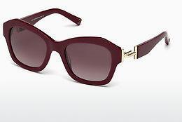 Ophthalmics Tod's TO0195 69T - Burgundy, Bordeaux, Shiny