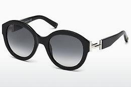 Ophthalmics Tod's TO0208 01B - Black, Shiny