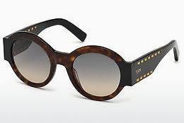 Ophthalmics Tod's TO0212 52B - Brown, Dark, Havana