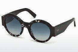 Ophthalmics Tod's TO0212 55W - Havanna, Brown