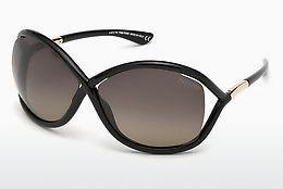 Ophthalmics Tom Ford Whitney (FT0009 01D) - Black, Shiny