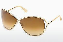 Ophthalmics Tom Ford Miranda (FT0130 28F) - Gold