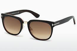 Ophthalmics Tom Ford Rock (FT0290 01F) - Black, Shiny