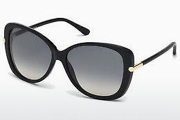 Ophthalmics Tom Ford Linda (FT0324 01B) - Black, Shiny