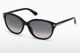 Ophthalmics Tom Ford Karmen (FT0329 01B) - Black, Shiny
