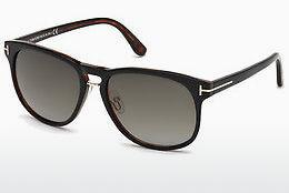 Ophthalmics Tom Ford Franklin (FT0346 01V) - Black, Shiny