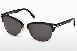 Ophthalmics Tom Ford Fany (FT0368 01A) - Black, Shiny