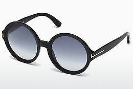 Ophthalmics Tom Ford Juliet (FT0369 01B) - Black, Shiny