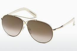 Ophthalmics Tom Ford Eva (FT0374 28G) - Gold