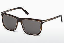 Ophthalmics Tom Ford Karlie (FT0392 52J) - Brown, Dark, Havana