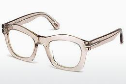 Ophthalmics Tom Ford Greta (FT0431 074) - Pink, Rosa