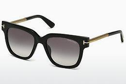 Ophthalmics Tom Ford Tracy (FT0436 01B) - Black, Shiny