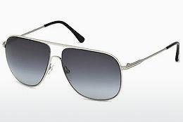 Ophthalmics Tom Ford Dominic (FT0451 16W) - Silver, Shiny, Grey