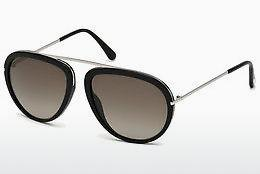 Ophthalmics Tom Ford Stacy (FT0452 01K) - Black, Shiny