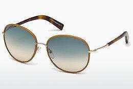 Ophthalmics Tom Ford Georgia (FT0498 60W) - Horn, Horn