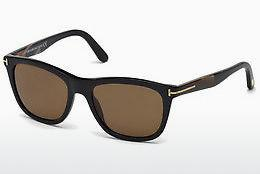 Ophthalmics Tom Ford Andrew (FT0500 01H) - Black, Shiny