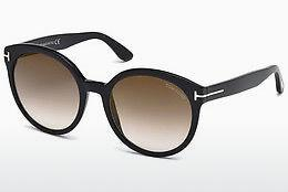 Ophthalmics Tom Ford Philippa (FT0503 01G) - Black, Shiny