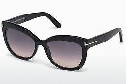 Ophthalmics Tom Ford Alistair (FT0524 01B) - Black, Shiny