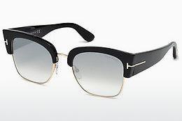 Ophthalmics Tom Ford Dakota (FT0554 01C) - Black, Shiny