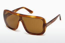 Ophthalmics Tom Ford FT0559 53E - Yellow, Brown, Havanna