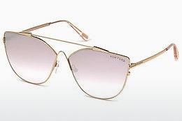 Ophthalmics Tom Ford FT0563 33Z - Gold