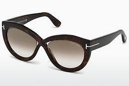 Ophthalmics Tom Ford FT0577 52G - Brown, Dark, Havana