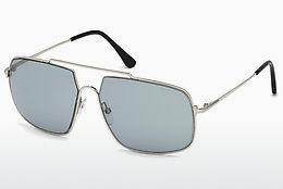 Ophthalmics Tom Ford FT0585 16A - Silver, Shiny, Grey