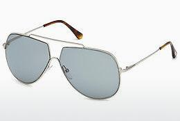 Ophthalmics Tom Ford FT0586 16A - Silver, Shiny, Grey